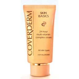 Coverderm Skin Basics 24 hour Multi-Vitamin Complex Cream