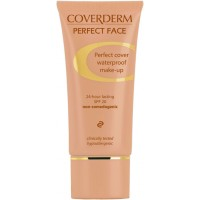 Coverderm Perfect Face Waterproof Makeup