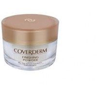 COVERDERM Finishing Powder - A translucent, hypoallergenic, loose powder that blends perfectly into the make-up and renders radiance and silky texture to the face.