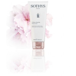 Sothys Shower Cream Cherry Blossom and Lotus Escape