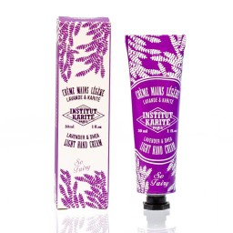 Institut Karite Lavender and Shea Light Hand Cream